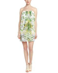 Spotted this alice + olivia Jazz Center Drape Strapless Dress on Rue La La. Shop (quickly!).