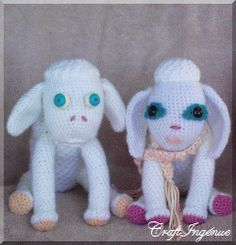 Little Uns Sheep and Lamb