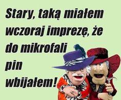 Polish Memes, Funny Mems, More Than Words, Romantic Quotes, Wtf Funny, Man Humor, Motto, Movie Stars, Jokes