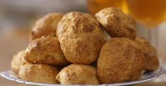 Cheese Gougères - for drinks and nibbles