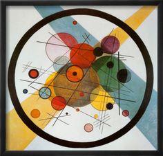 A la manière de Kandinsky...