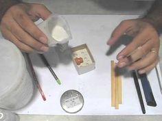 Aprenda a fazer moldes de silicone com a artesã Patricia Siqueira   Cantinho do Video