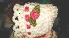 A super soft and warm bonnet