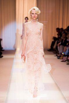 Giorgio Armani Privé Haute Couture F/W Paris.