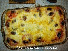 Receita enviada por Fernanda Jordão    (com foto)   INGREDIENTES:   • 400 g de cação em postas sem temperar  • 1 pacote de sopa creme d...