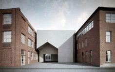 Aires Mateus gewinnen Wettbewerb für Unigebäude in Belgien / Neutral, ohne zu verschwinden - Architektur und Architekten - News / Meldungen ...