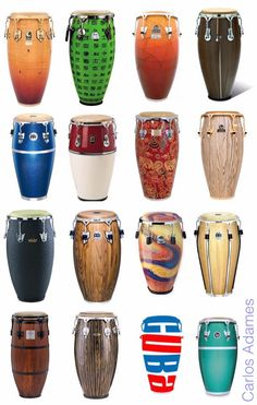 Congas and Tumbadoras Drummer Gifts, Salsa Music, Hand Drum, Percussion Instrument, Latin Music, Drum Kits, Sound Of Music, Musical Instruments, Drums