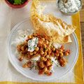 Gingery Chickpea and Tomato Stew Recipe - Good Housekeeping