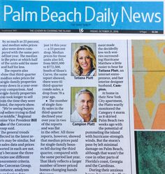 """How @Dropcam & @Nest saved the day during #HurricaneMatthew: Perspective in the Palm Beach Daily News @ShinySheet. """"Keeping an eye out: Some high-tech equipment made the decidedly low-tech worries surrounding Hurricane Matthew a little easier to bear for @TatianaPlatt, an internet entrepreneur, and her interior designer husband, @CampionPlatt. At home in their New York City apartment, the Platts warily monitored the Category 4 storm as it skirted #PalmBeach #smarthome #technology"""