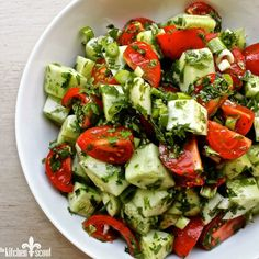 Armenian salad DONE THAT!
