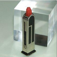 Art Deco lipstick /  /Modellen Fabriek