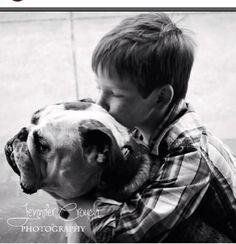Hayden & Riggs. Bulldog love