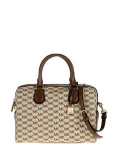 MICHAEL MICHAEL KORS Michael Michael Kors Bag Trunk Mercer. #michaelmichaelkors #bags #leather #hand bags #
