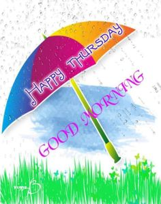 Rainy Morning, Thursday Morning, Good Morning, Happy, Good Morning Wishes, Buen Dia, Bonjour, Ser Feliz, Being Happy