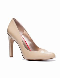 Round-Toe High-Heel Pumps from THELIMITED.com