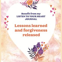 """Gorgeous watercolor artwork. Inspiring writing prompts. Explore my bestseller: """"Listen To Heart Journal."""" Key To Happiness, Happiness Quotes, Happy Quotes, Stay Happy, Happy Life, Heart Journal, Tough Love, Watercolor Artwork, Feeling Overwhelmed"""