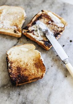 Really, Pinterest, ugly buttered toast?? I think we've reached the end of the interweb.