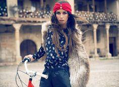 Rosebell Winter 2013-2014 Collection  #turban