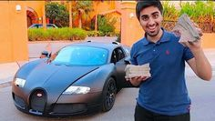 Mo Vlogs: Paying CASH for a New Bugatti!!!