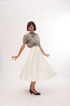 Vintage 1950s Skirt