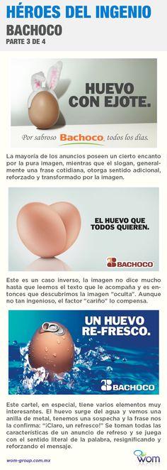 Un análisis de huevos... Tercera parte del análisis de la campaña publicitaria de Bachoco.