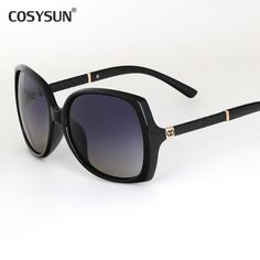 2017 Classic Brand woman sunglasses UV400 Big Rim Luxury Sunglasses Women Fashion Summer Sun Glasses Women Sunglasses No.9110 by zdzdbuy Item specifics Eyewear Type: Sunglasses Item Type: Eyewear Gender: Women Department Name: Adult Frame Material: Acetate Lenses Material: Polycarbonate Lens Width: 5.9 cm Brand Name: COSYSUN Style: Goggle Model Number: 9110 Lenses Optical Attribute: UV400 Polarized Lens Height: 5.4 cm colors: 5 colors in photos Luxury fashion sunglasses : Big Rim double ring…