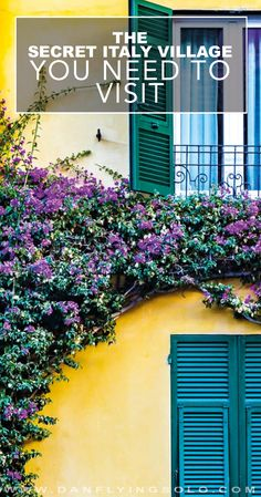 Portofino and Cinque Terre might get all the attention in this region of Italy but check  into the village of Camogli to soak it all in at a slower pace.