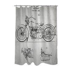 1000 Images About Harley Bathroom On Pinterest Harley Davidson Shower Curtains And Towels
