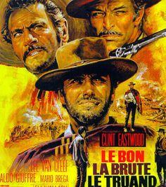 N°5 : Le Bon, la Brute et le Truand (1966), de Sergio Leone