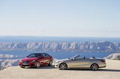 Mercedes-Benz E-Klasse Coupé und Cabriolet, Modelljahr 2013, Exterieur