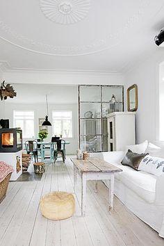 Heerlijk blad vol inspiratie, fantastische huiskamer