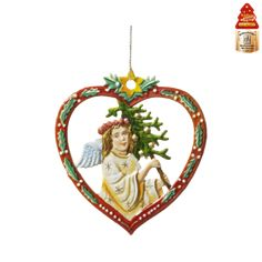 Hanging Ornaments Christmas Angel