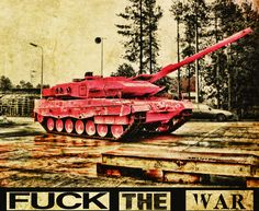 would you mind fucking the war