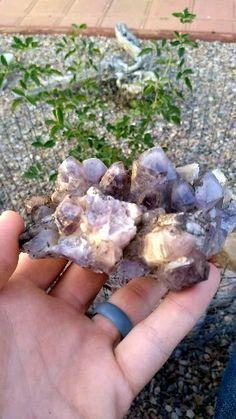 Minerals And Gemstones, Crystals Minerals, Rocks And Minerals, Crystal Healing Stones, Stones And Crystals, Gem Stones, Cool Rocks, Beautiful Rocks, Phantom Quartz