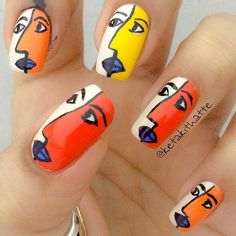 Instagram photo by ketakithatte #nail #nails #nailart