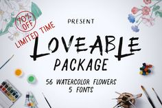 Graphic Design - Graphic Design Ideas  - Loveable Package 70% OFF LimitedTime by akufadhl on Creative Market   Graphic Design Ideas :     – Picture :     – Description  Loveable Package 70% OFF LimitedTime by akufadhl on Creative Market  -Read More –