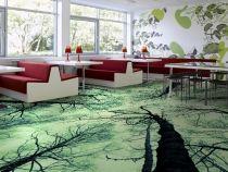 cool forest vinyl flooring