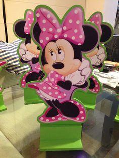 Goma Eva Minnie Mouse | Goma Eva Espectaculares Carpetas Fin De Curso Ã'Â ...