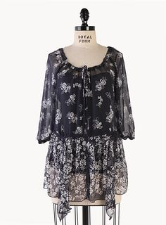 Emery Printed Blouse - New Arrivals - Clothing