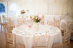 Amy Antoinette - Beauty Blog: Our English Country Garden Wedding