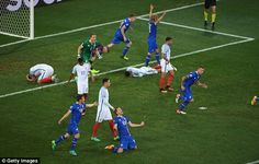 Jamie Redknapp - England Football Team were frozen by fear during their shock defeat to Iceland England Players, England Fans, England Euro 2016, Jamie Redknapp, Football Tournament, Football Team, England Football, International Football, Football Pictures