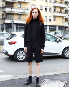 All the best streetstyle from Milan Fashion Week by @leeoliveira