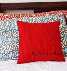 DIY Pillowcase DIY Pillowcase DIY Home DIY Decor