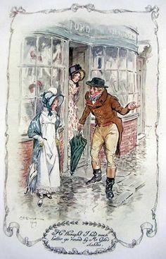 Коллекция работ иллюстратора Charles Edmund Brock