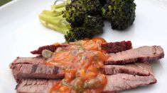 Not Your Mama's London Broil