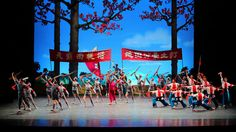 National Ballet of China Conveys Its History at Lincoln Center Festival - NYTimes.com