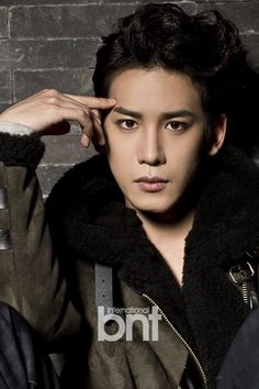 Park Ki Woong - bnt International January 2014