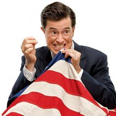 Stephen Colbert: truly wise, kind and BRAVE. (And he loves his mommy)