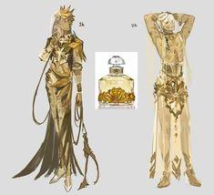 Fantasy Character Design, Character Design Inspiration, Character Concept, Character Art, Concept Art, Fantasy Characters, Female Characters, Drawing Clothes, Fashion Art
