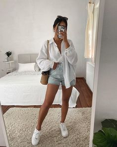 Warm Weather Outfits, Fall Winter Outfits, Spring Outfits, Fashion Killa, Look Fashion, Fashion Outfits, Summer Wear, Spring Summer Fashion, Mode Inspiration